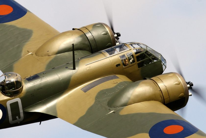 Blenheim Society's new website is ready for take-off