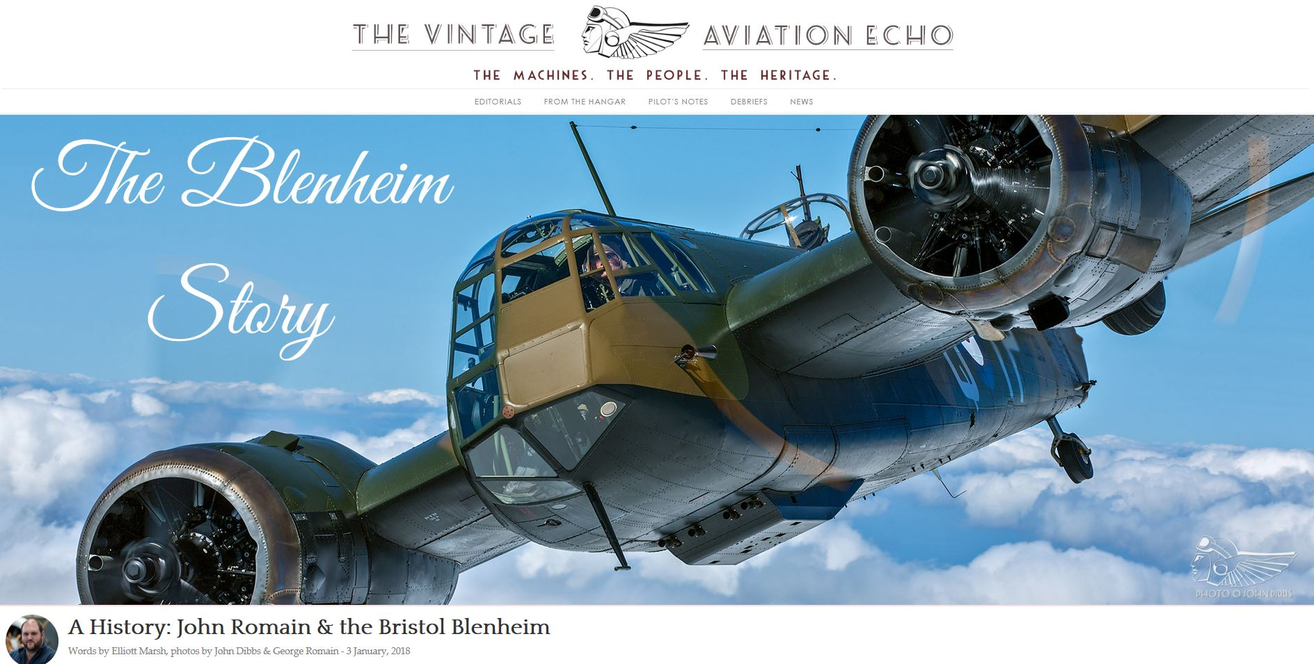 Vintage Aviation Echo