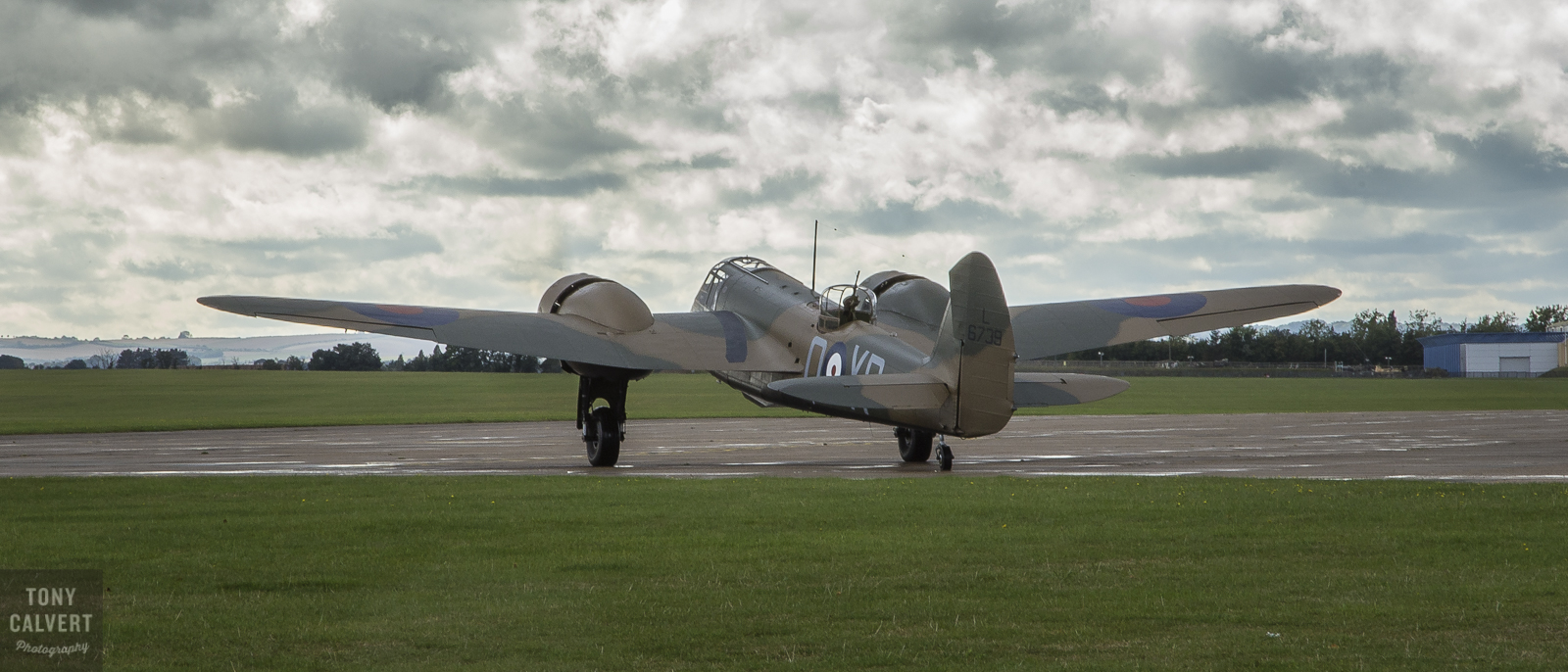 Blenheim at Duxford